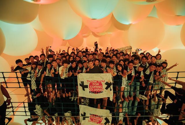 画像: teamLab Exhibition view, teamLab Planets TOKYO, July 2018 - Fall 2020, Tokyo © teamLab