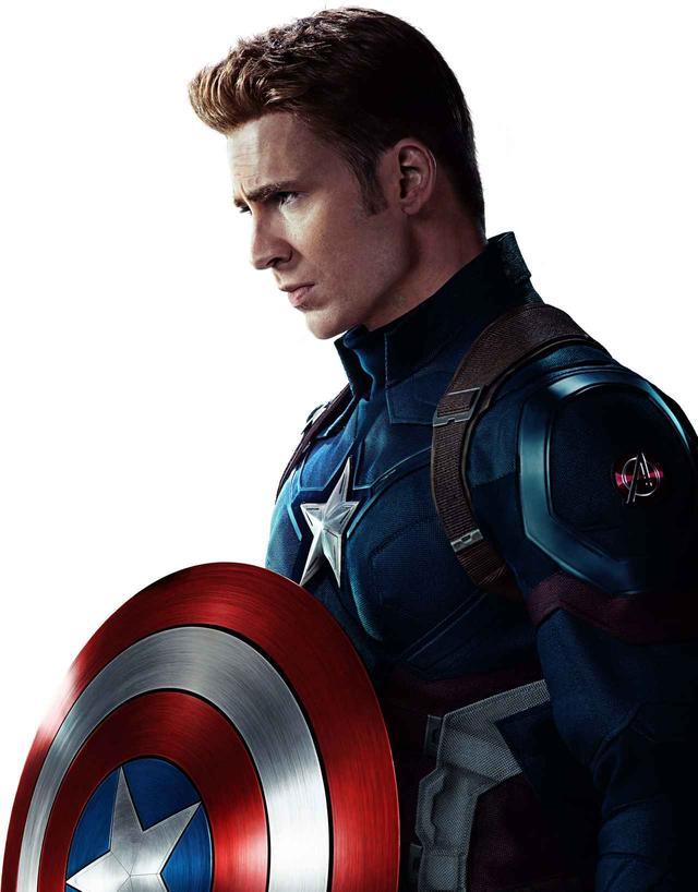 画像2: キャプテン・アメリカは1人じゃない説