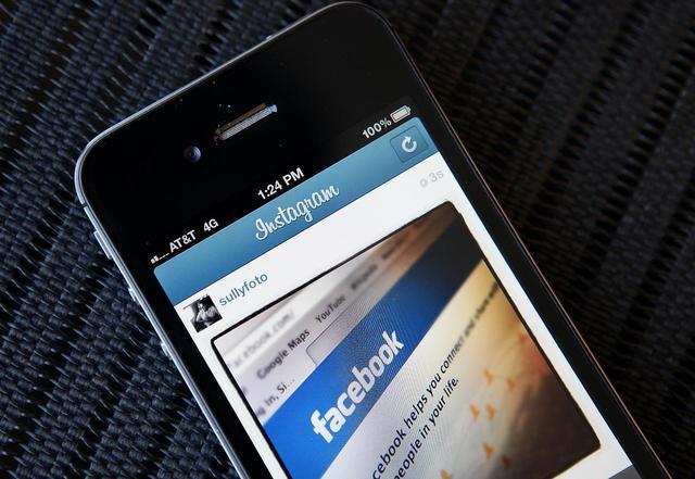 """画像2: インスタの正式名称に""""フェイスブック"""""""