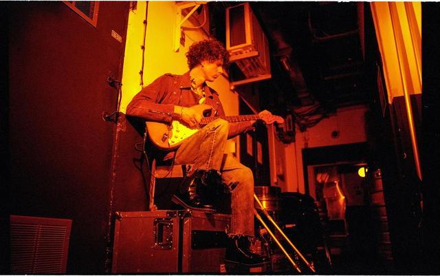 画像: Blaine 英国のバンドMystery Jetsのフロントマン