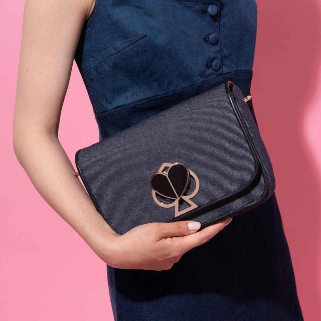 画像2: ケイト・スペード ニューヨーク初の日本限定「デニムバッグ」発売