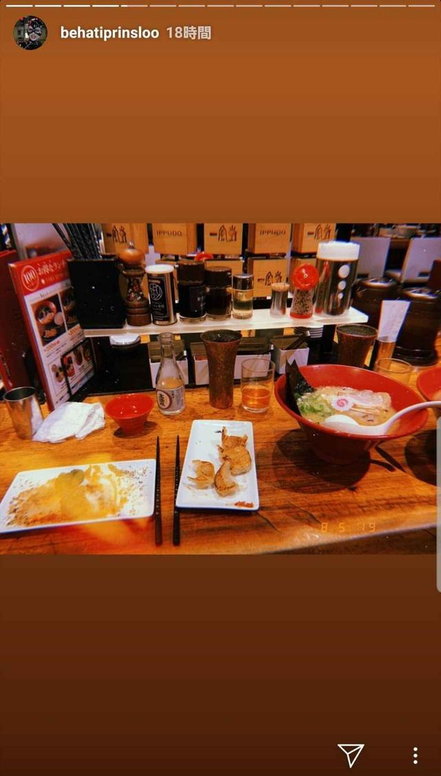 画像: ベハティが並んでまで食べたかったものとは?
