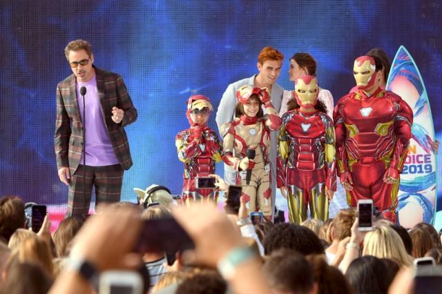 画像3: 「ミニ・アイアンマン」を招集