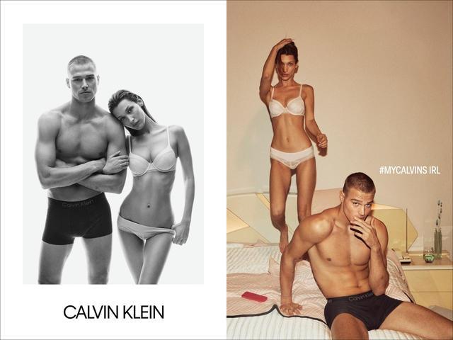 画像8: カルバン・クライン アンダーウェア、豪華セレブで個々の「セクシー」を表現