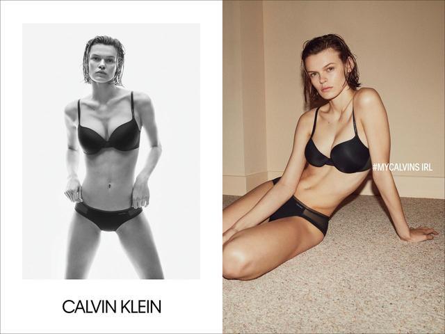 画像2: カルバン・クライン アンダーウェア、豪華セレブで個々の「セクシー」を表現