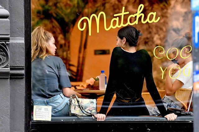 画像3: NYの人気カフェで女子会
