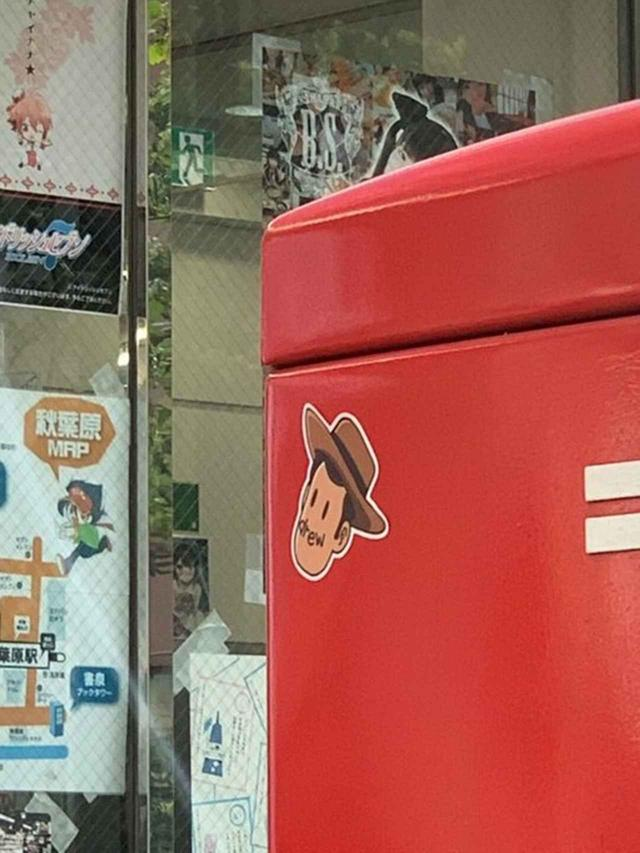 画像: ジャスティン・ビーバー、来日中に東京のいたるところに「痕跡」残す