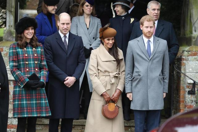 画像1: 現在のヘンリー王子とウィリアム王子
