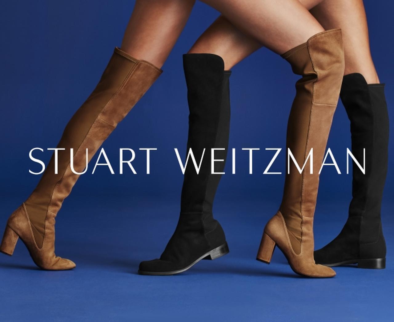 画像1: スチュアート・ワイツマン、国内3店舗目を銀座にオープン
