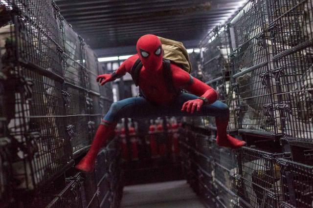 画像: #スパイダーマンを救え
