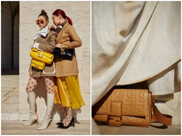 画像2: フェンディ、「名作バッグを探す」最新ムービーを人気ブロガー出演で公開