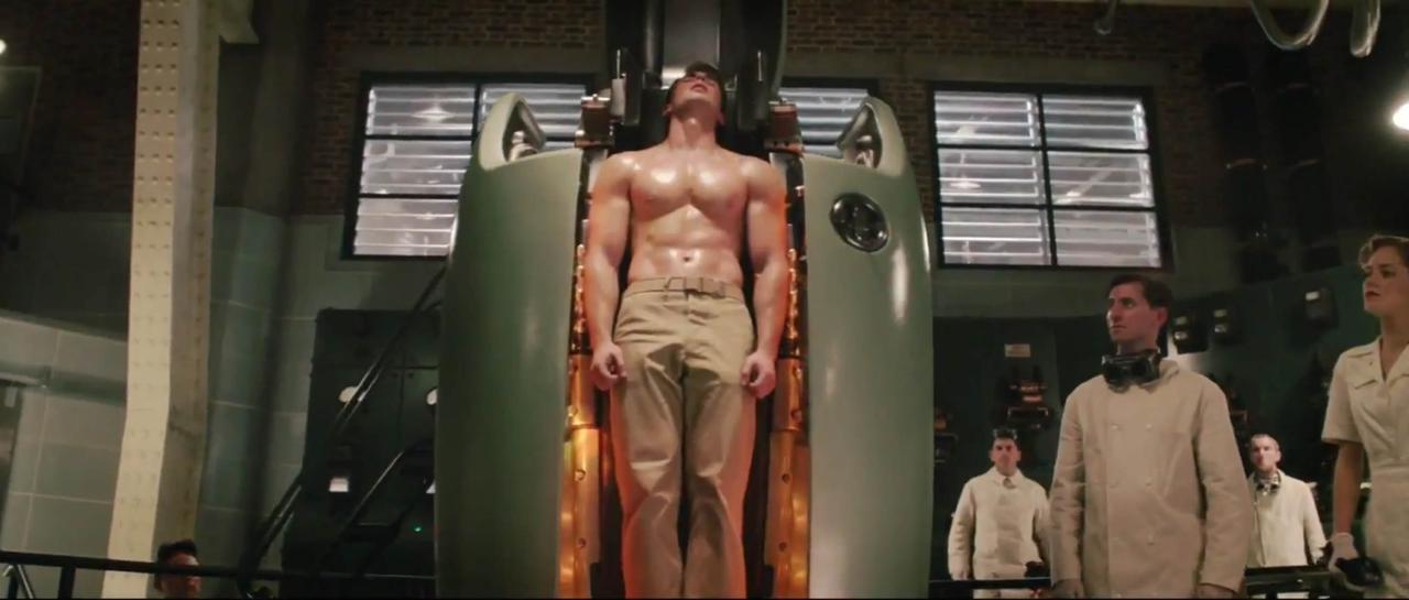 画像2: アイアンマンも超人血清で強くなった?