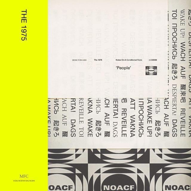 画像2: The 1975、衝撃的な新曲