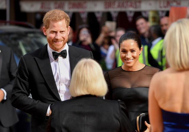 画像: フェミニストであるヘンリー王子とメーガン妃