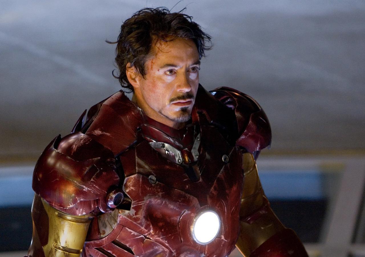 画像1: アイアンマンも超人血清で強くなった?