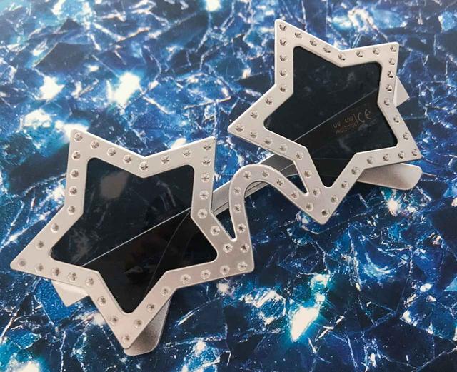 画像: 『ロケットマン』オリジナル星型サングラス