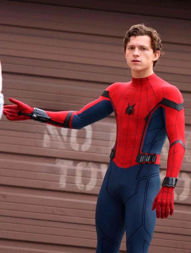 画像2: 『スパイダーマン』は自分の人生と似ている