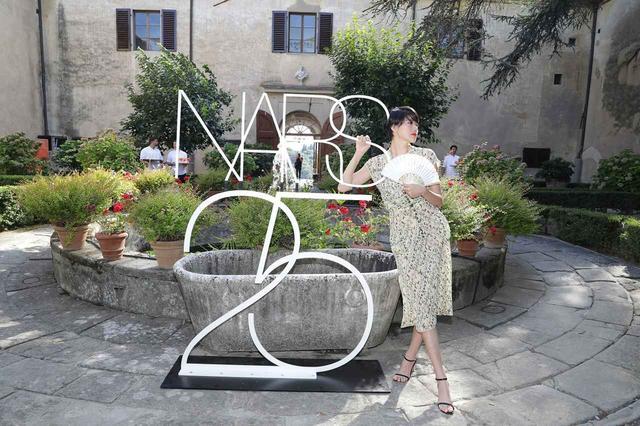 画像4: NARSのフィレンツェのイベントに、アンバサダーの森星が参加