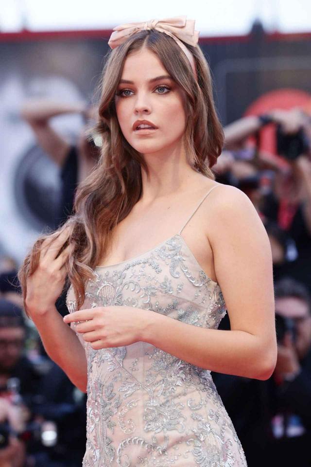 画像1: 人気モデルのバーバラ・パルヴィン