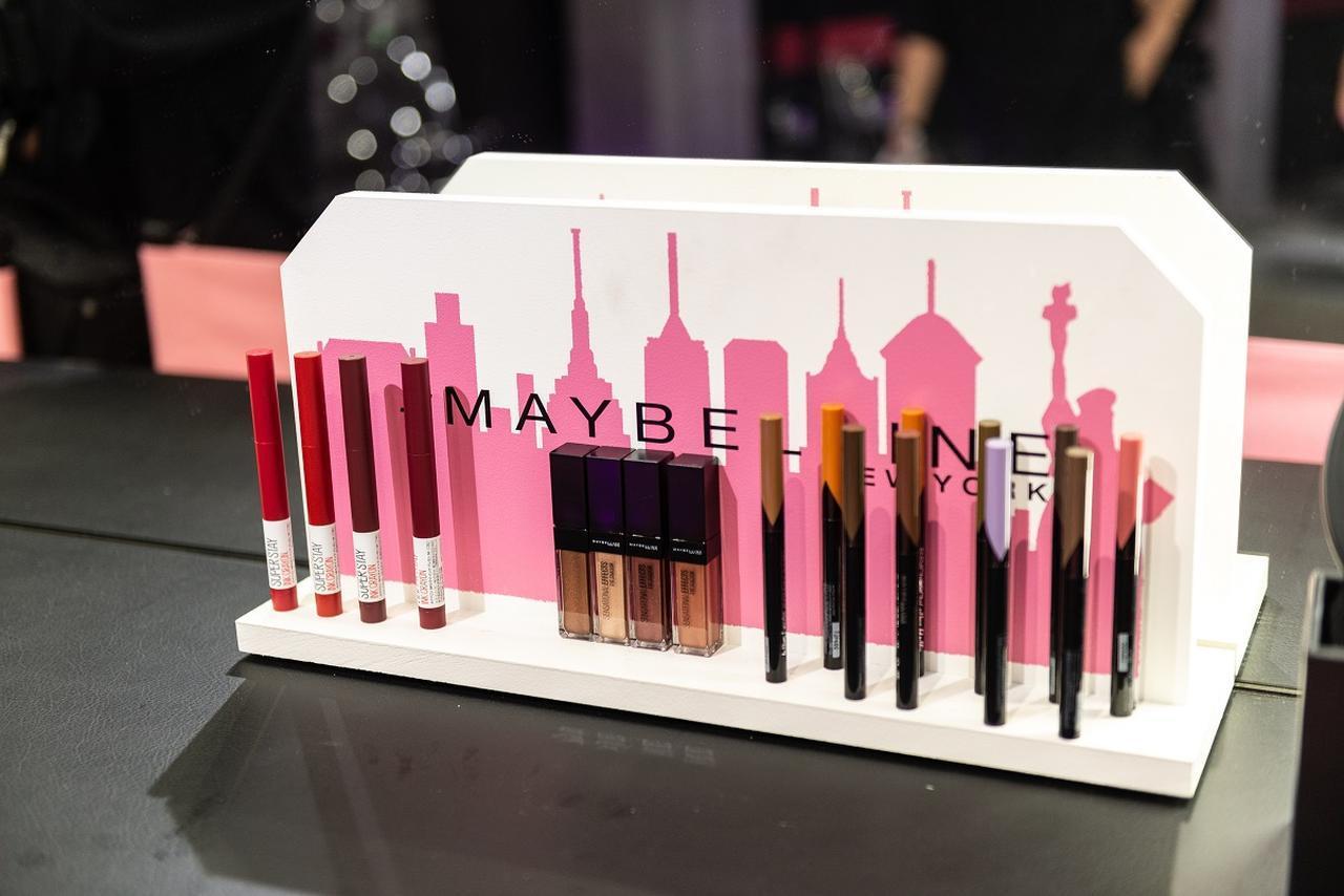 画像4: メイベリン ニューヨーク、ニューヨーク ファッションウィーク公式スポンサー10周年記念パーティ