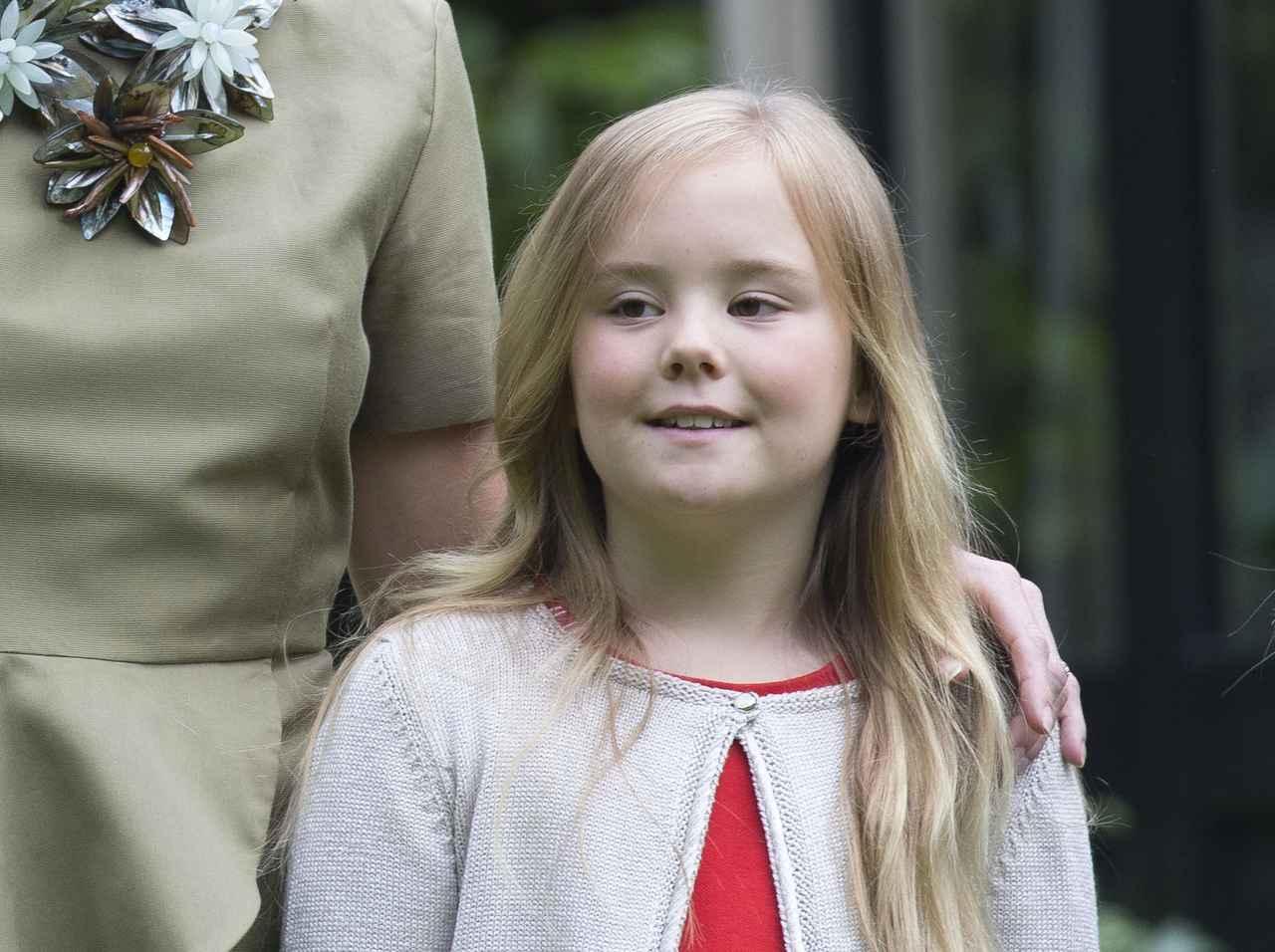 画像1: 学校初日を迎えたアリアーネ王女