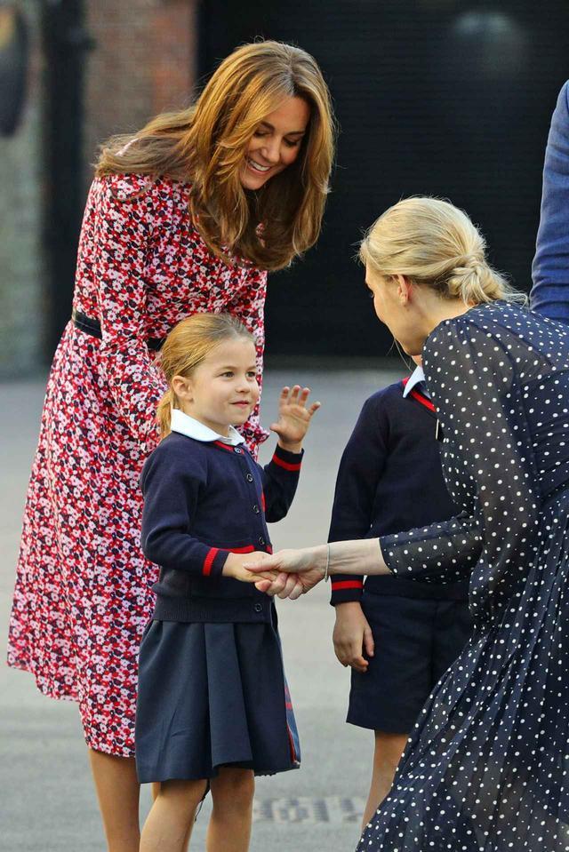 画像2: キャサリン妃と色違いのドレスはどこで買える?