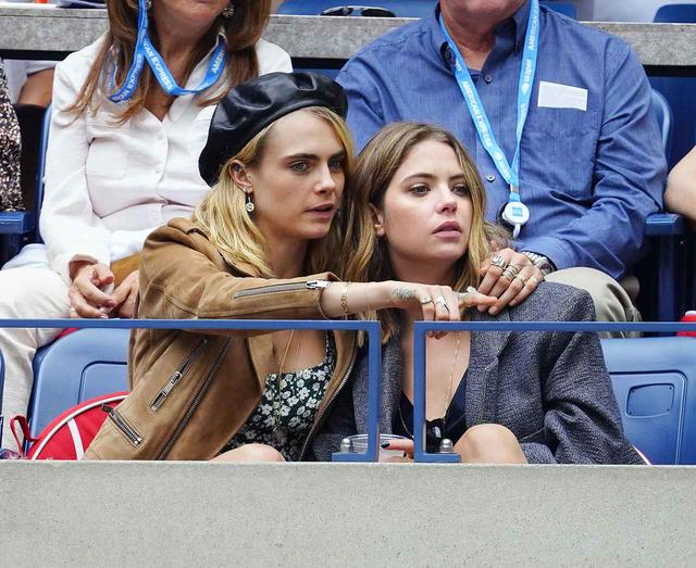 画像4: カーラとアシュレイが全米オープンへ