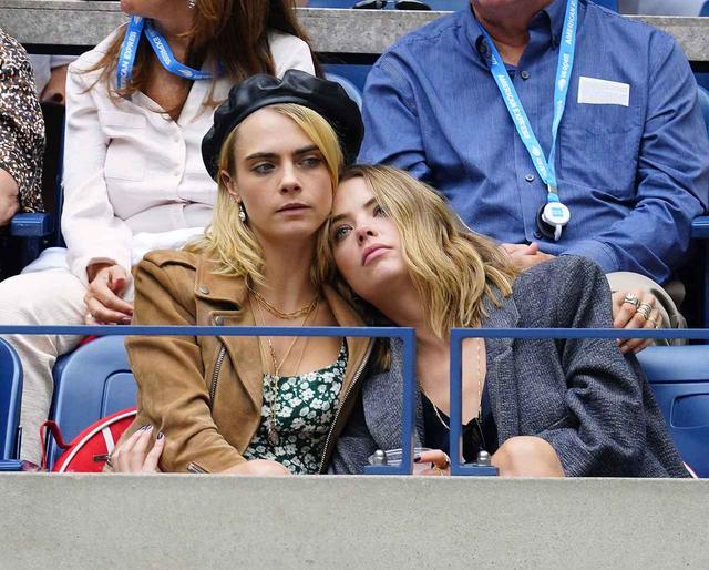 画像3: カーラとアシュレイが全米オープンへ