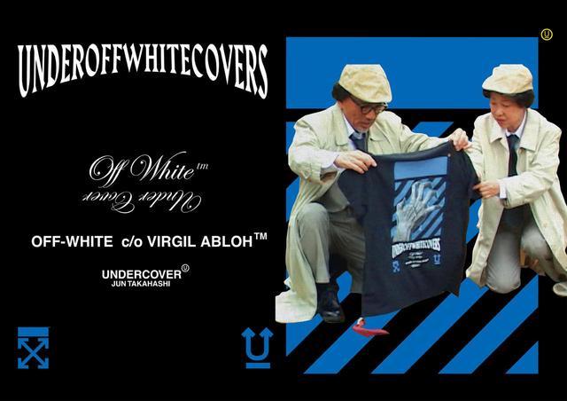 画像2: アンダーカバーとオフホワイト、初のコラボアイテムを発売!