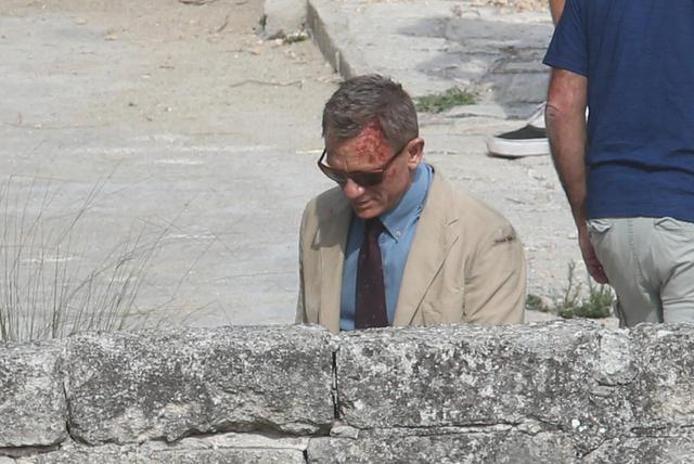 画像3: イタリアでの撮影がスタート