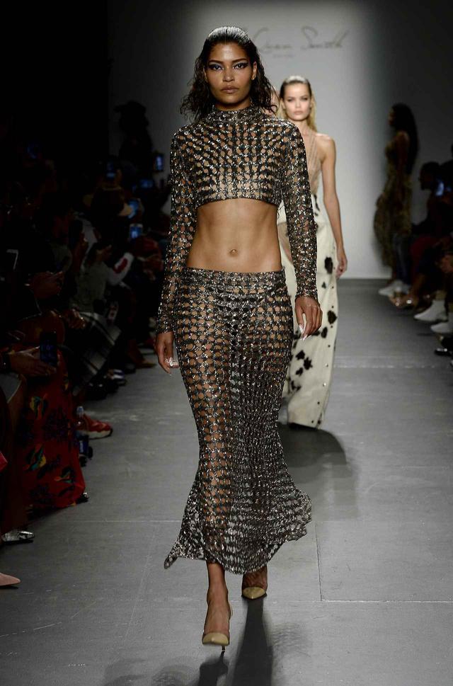 画像4: ラクワン・スミスのファッションショーがさすが
