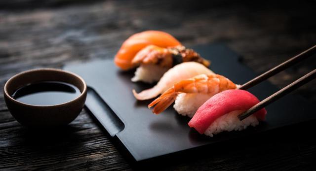 画像2: ケンダルは大の日本食好き
