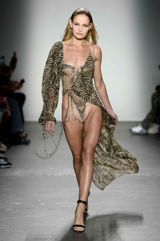 画像6: ラクワン・スミスのファッションショーがさすが