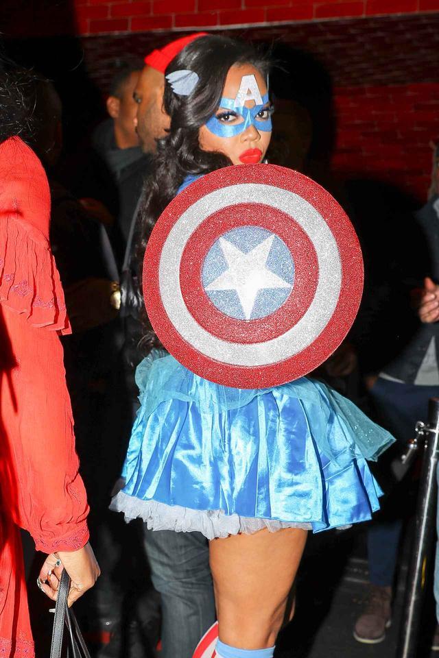 画像: キャプテン・アメリカ
