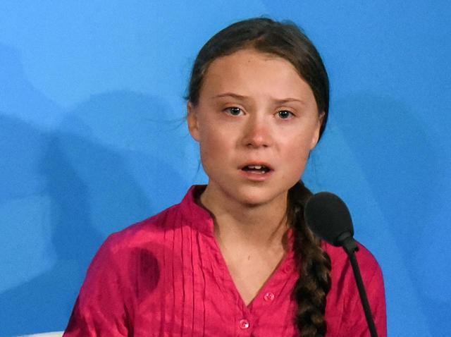 画像1: グレタ・トゥーンベリが国連で涙のスピーチ