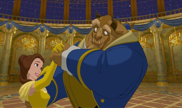画像: 「美女と野獣」ディズニーデラックスにて配信中 ⓒ 2019 Disney