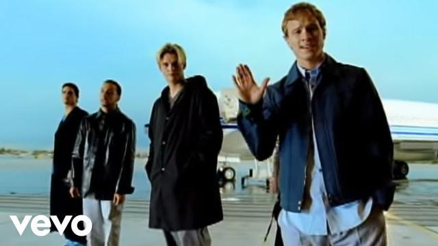 画像: Backstreet Boys - I Want It That Way (Official Music Video) www.youtube.com