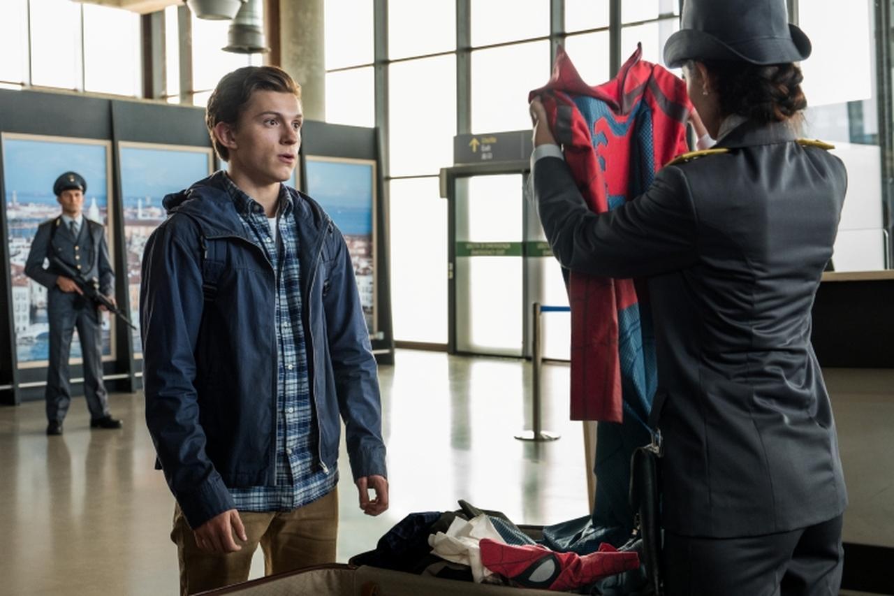 画像: 映画『スパイダーマン:ファー・フロム・ホーム』より