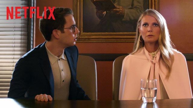 画像: 『ザ・ポリティシャン』予告編 - Netflix www.youtube.com