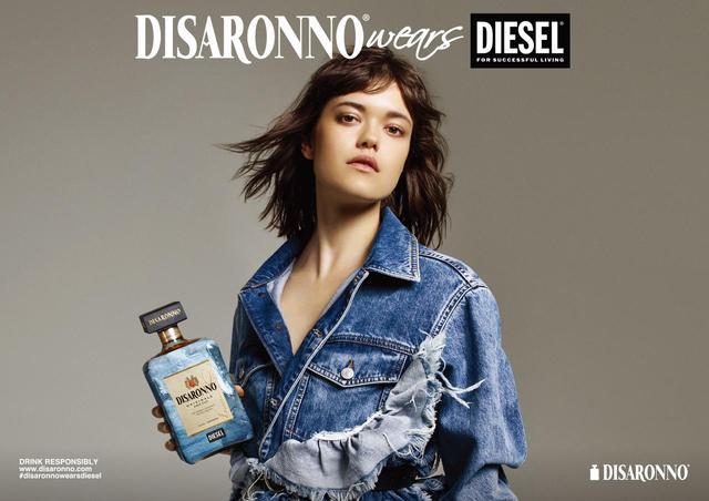 画像2: ディーゼルとディサローノがコラボで、限定ボトル発売