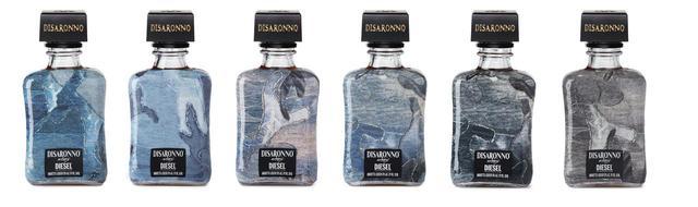 画像1: ディーゼルとディサローノがコラボで、限定ボトル発売