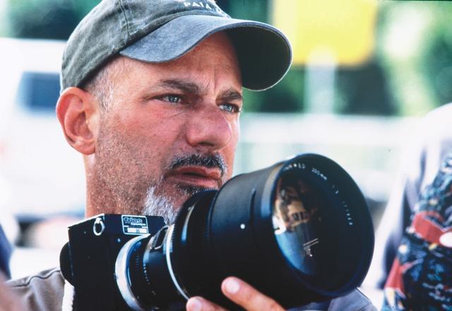 画像: 『ワイルド・スピード』撮影時のロブ・コーエン監督