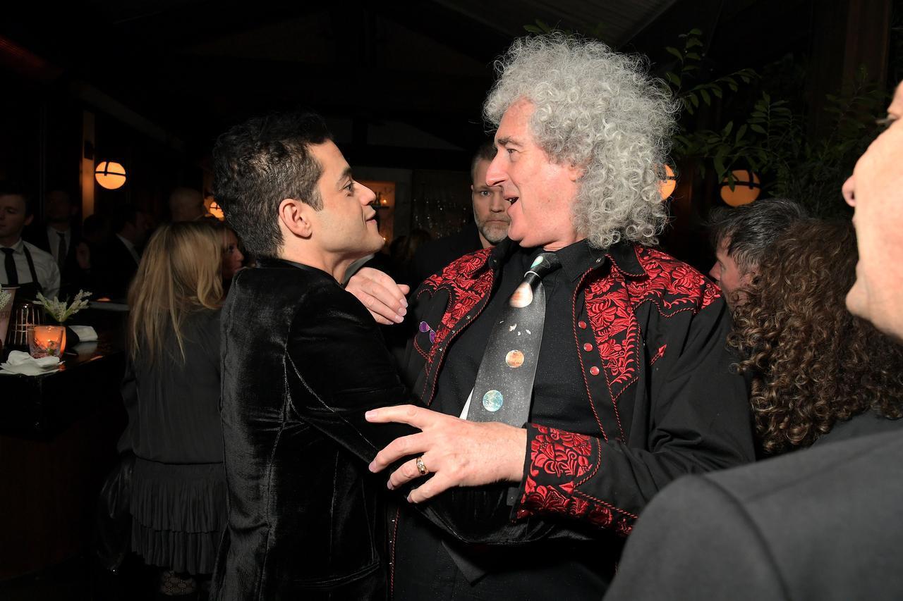 画像: 2月に再会した時のブライアンとラミ。