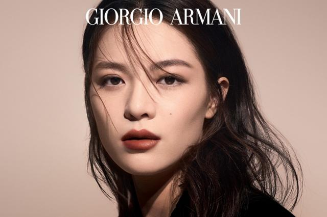 画像1: 『アルマーニ ビューティ KOYO』紅葉がテーマのポップアップストア2日間限定で
