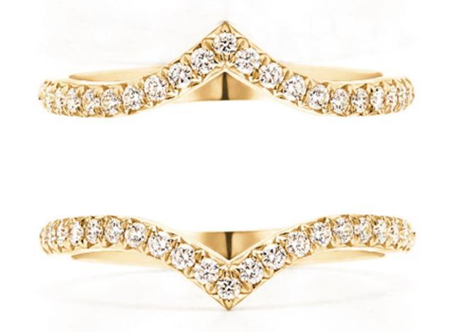 画像2: ティファニーの指輪をチョイス