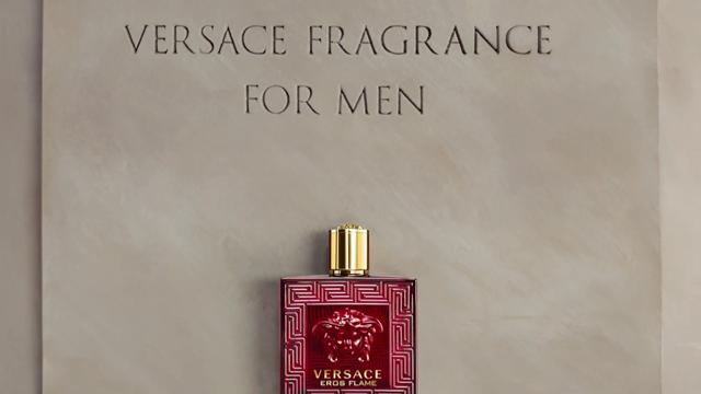 画像: Versace Eros Flame youtu.be