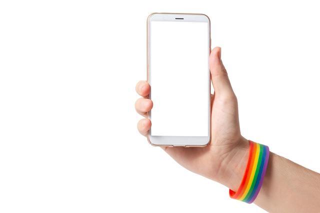 画像1: iPhoneアプリによって自分が同性愛者に?