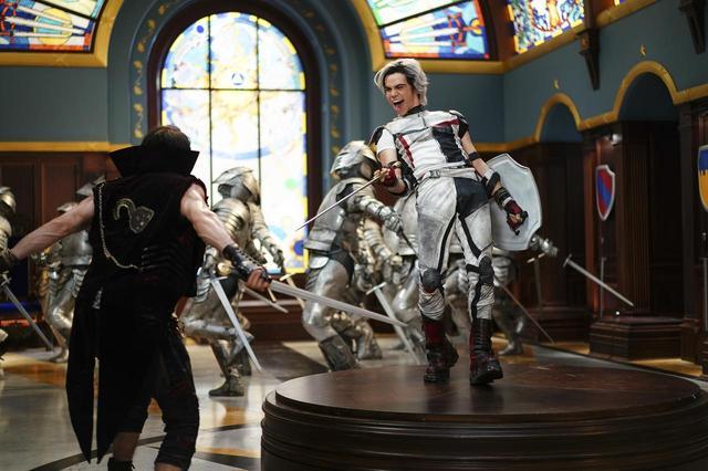 画像: 『ディセンダント3』の「ナイト・フォールズ」のパフォーマンスシーンは、キャメロンの見せ場のひとつ!