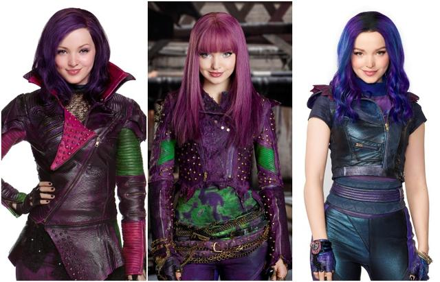 画像: 1作目から3作目にかけて、マルは髪の色やスタイルから服装まで、たくさんの進化を遂げた。
