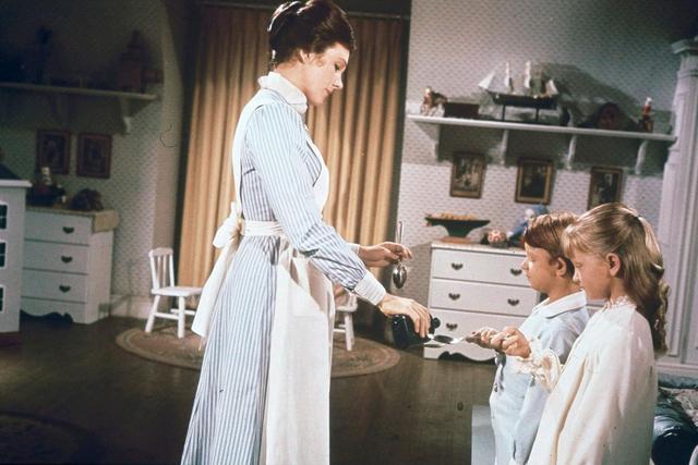 画像2: 名作映画として語り継がれる『メリー・ポピンズ』